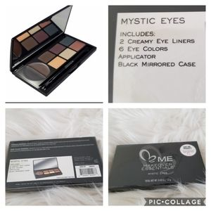 NWT ME Makeover Essentials Mystic Eyes palette